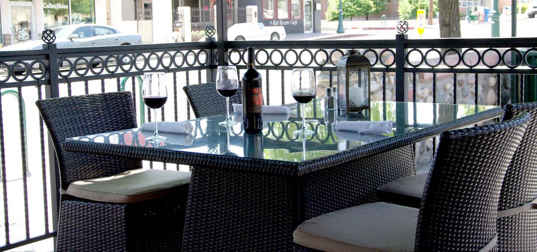 Tavern Grille Patio